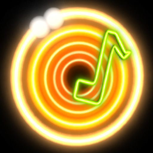 MusicNeon app icon