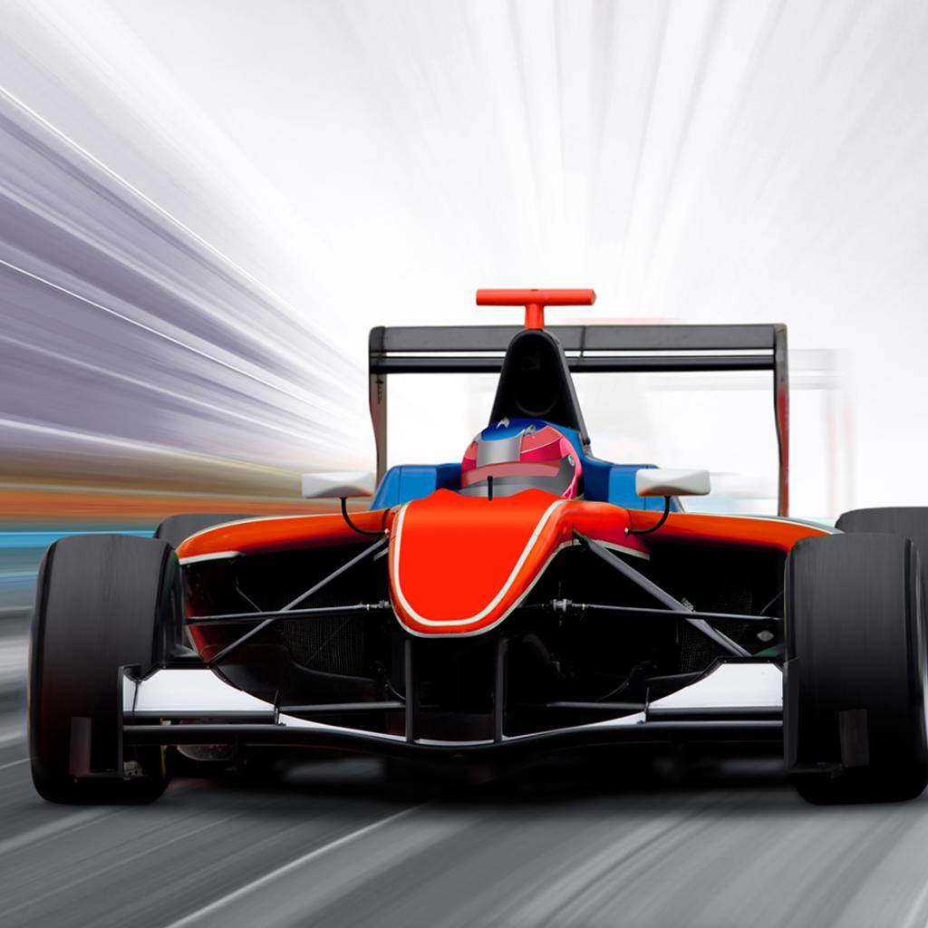 Adrenaline Rush Racing - Cool Formula Driving Game Free